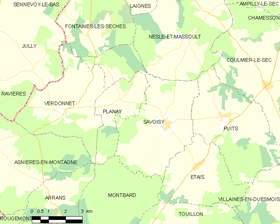 Map commune FR insee code 21594.png