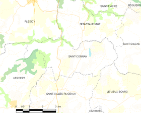 Map commune FR insee code 22284.png