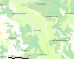 Map commune FR insee code 26351.png