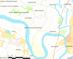 Map commune FR insee code 33451.png