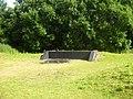 Marble bench - geograph.org.uk - 3572509.jpg