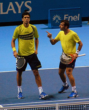 Marcelo Melo - Marcelo Melo and Ivan Dodig