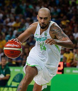 Brazilian professional basketball player