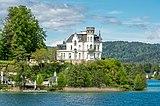 Maria Wörth Reifnitz Schloss Klein-Miramar SO-Ansicht 06052019 6834.jpg
