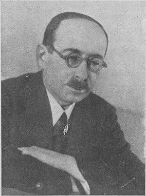 Marian Auerbach - Dr Marian Auerbach in the 1930s