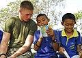 Marines learn value of volunteering 140218-N-LX503-185.jpg