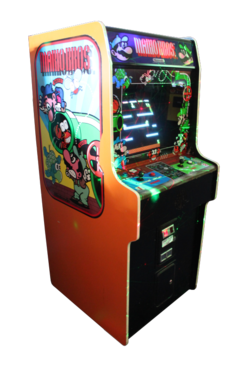 Mario Bros. cabinet at PAX East 2014.png