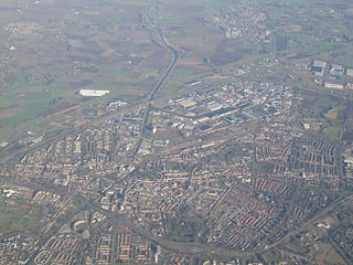 Roosendaal Municipality in North Brabant, Netherlands