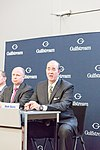 Mark Burns, Gulfstream press conference, EBACE 2018, Le Grand-Saconnex (BL7C0393).jpg