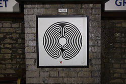 Mark Wallinger Labyrinth 200 - Great Portland Street.jpg