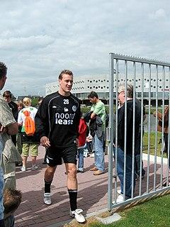 Marnix Kolder Dutch footballer