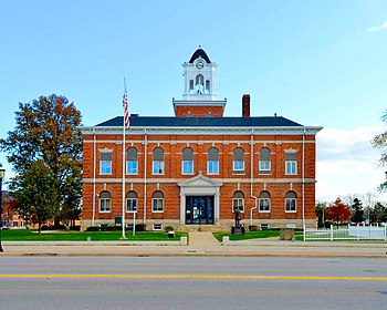 Marshall Illinois Court House