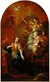 Martin Johann Schmidt - Marijino oznanjenje.jpg