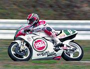Martin Wimmer Japanese GP 1991