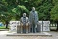 Marx et Engels de Ludwig Engelhardt (Berlin) (37377674810).jpg