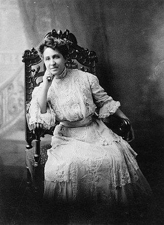 Mary Church Terrell - Image: Mary church terrell