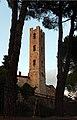 Massa marittima, sant'agostino, esterno 04 campanile.JPG