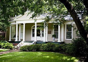 Victorian Village, Memphis - Massey House