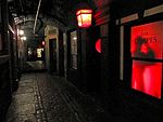 Mathew Street replica, The Beatles Story.jpg