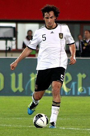 Mats Hummels - Hummels playing for Germany
