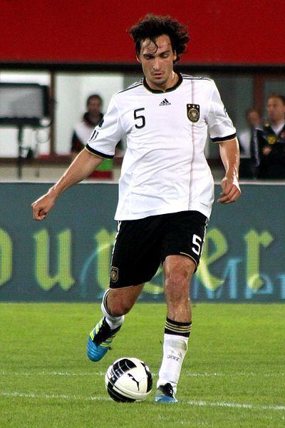 Mats Hummels (Juni 2011)