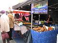 Matservering Åbo skärgårdsmarknad 2011.jpg
