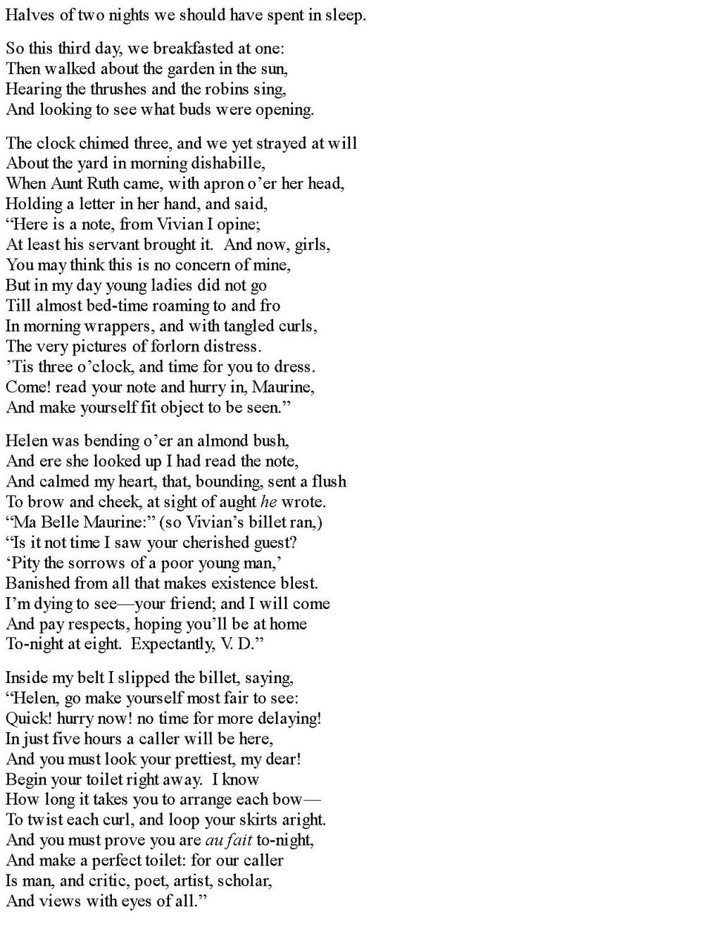 toilet poems