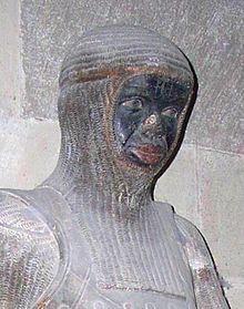 San Maurizio da soldato africano, Duomo di Magdeburgo, 1250 circa.