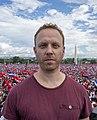 Max Blumenthal FSLN 40th anniversary Nicaragua (cropped).jpg
