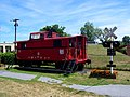 Maybrook rail display.JPG