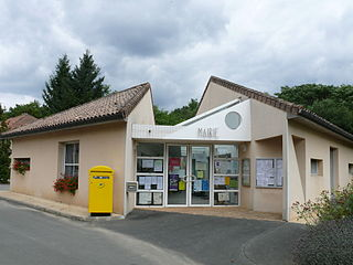 Mazeyrolles Commune in Nouvelle-Aquitaine, France