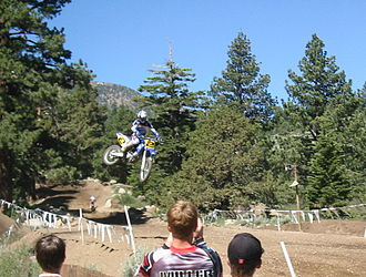 Jeremy McGrath - Jeremy McGrath at the Mammoth Motocross 2002