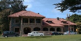 San Francisco Recreation & Parks Department - Image: Mc Laren Lodge