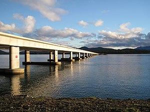 Mcgees Bridge - Image: Mcgees Bridge And Causeway 2008a