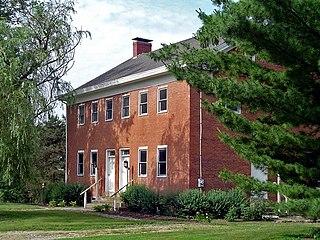 Whitewater Shaker Settlement United States national historic site