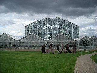 Frederik Meijer Gardens & Sculpture Park Art Museum, Botanical Garden in Michigan, United States