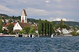 Place in Zürich, Switzerland