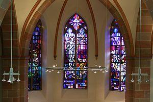Jesus-Christus-Kirche in Meinerzhagen