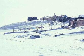 Mekoryuk, Alaska - Mekoryuk in 1978