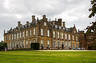 Melbury House Grade I listed house in West Dorset, United Kingdom