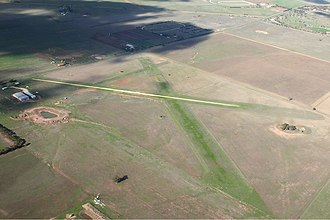 Toolern Vale - Image: Melton Airfield overview Vabre