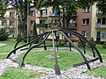 Memorial to Grand Synagogue - Burned by Nazis in June 1941 - Bialystok - Poland - 01 (35440807823).jpg