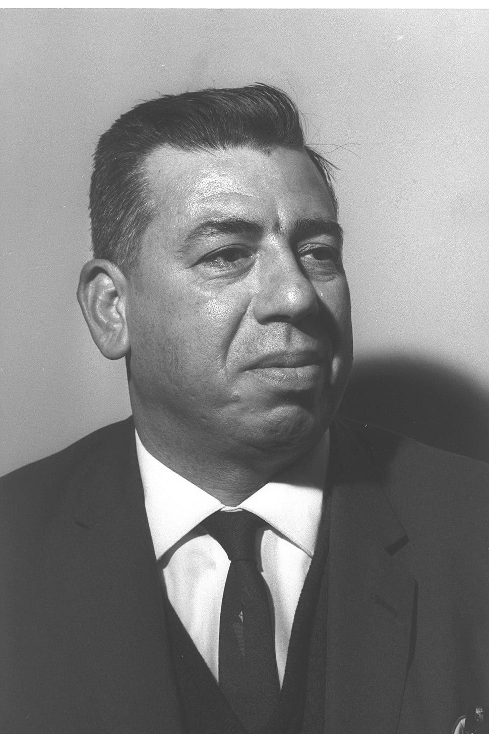 Menahem Yedid 1966-01-12