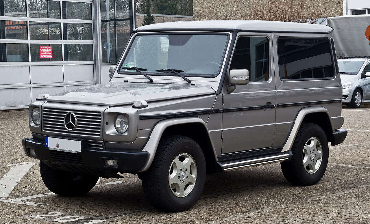 Mercedes Amg G Brabus