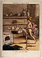 Mercury, an agent of the Terror, carries Capucin Chabot nake Wellcome V0011672.jpg