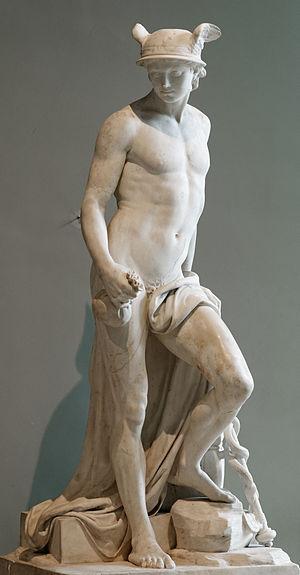 Augustin Pajou - Mercury, 1780
