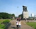Merdeka Square Flag Statue 1.JPG