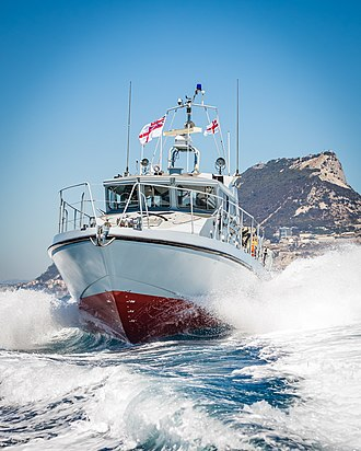 HMS Scimitar (P284) - Image: Merlin Mk 3s prove their mettle in day long Gibraltar transit MOD 45160587