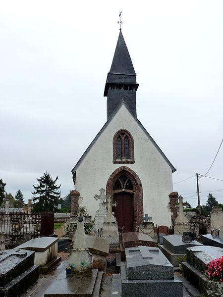 Église Sainte-Marie-Madeleine de Mesnil-sur-l'Estrée