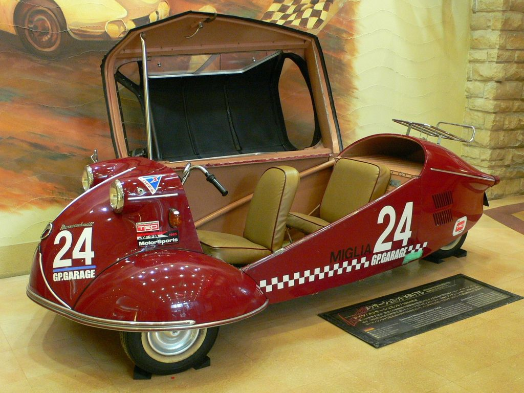 Messerschmitt KR175 01